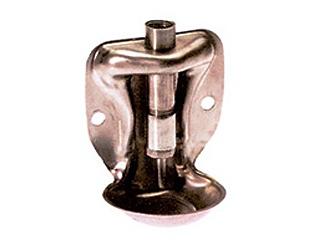 Ниппельная поилка с чашкой для поросят до 15 кг