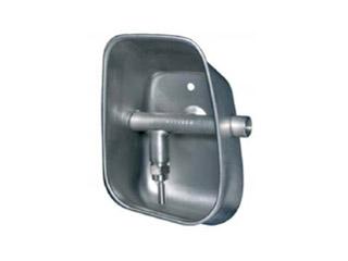 Ниппельная поилка с чашкой для поросят до 35 кг