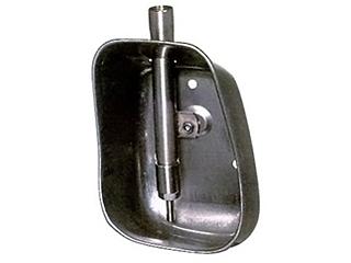 Ниппельная поилка с чашкой для откормочных свиней до 110 кг