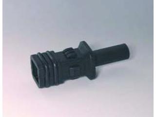 Соеденитель для квадратной трубы ø 10 мм