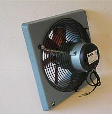 Вентилятор 4E30 для GP40 BCU