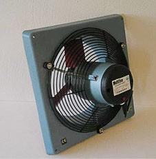 Вентилятор 2E30 в сборе для GP70 BCU