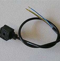 Штекер DIN V4600