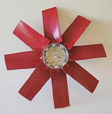 Крыльчатка вентилятора GP120