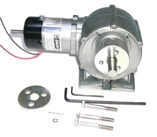 Мотор для DA 75X-3 и DA 75X-6 24V