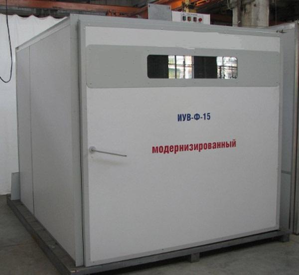 ИУВ-Ф-15 Инкубатор универсальны выводной