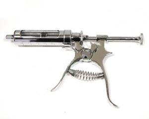 Автоматический шприц револьверного типа 30мл