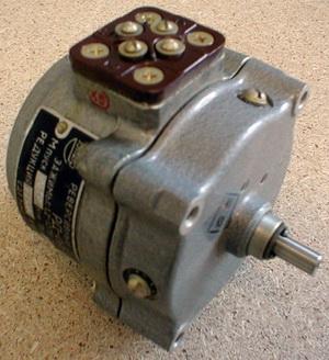 Редуктор двигателя РД-09